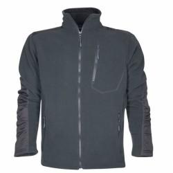 Jacheta 4tech fleece negru - ARDON