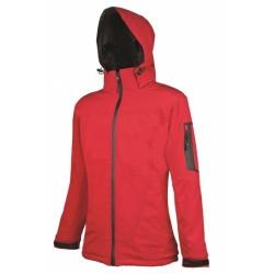 Jacheta de dama cu gluga, Anima red - ARDON