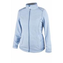Jacheta din fleece pentru dama, Yvonne bleu - ARDON