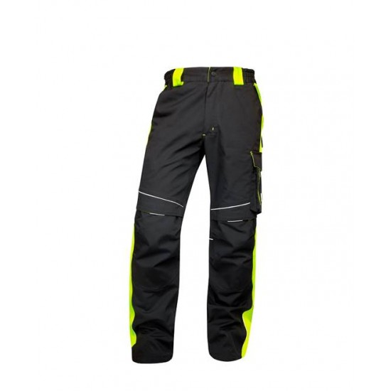 Pantaloni de lucru NEON, 65% poliester - 35% bumbac, 270gr/mp - ARDON