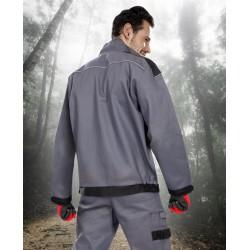 Jacheta de lucru Cool Trend, gri-negru - ARDON