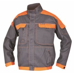 Jacheta de lucru Cool Trend Gri-Orange - ARDON
