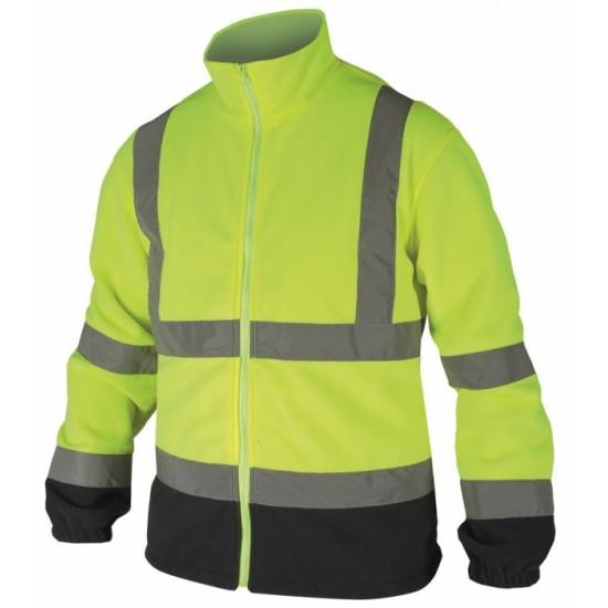 Jacheta fleece reflectorizanta REF401 - ARDON