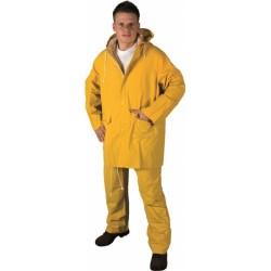 Costum galben impermeabil cu gluga Hugo  - ARDON