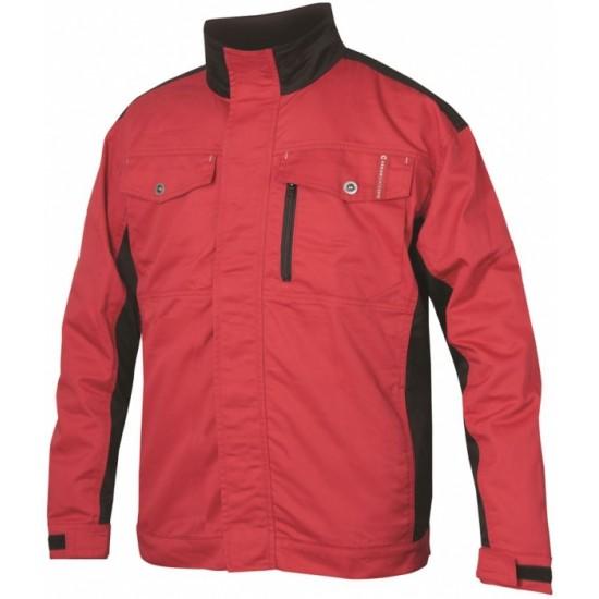 Jacheta de lucru Ardon PRE100 rosu - Ardon