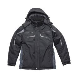 Jacheta de iarna Ardon Philip Winter negru/gri