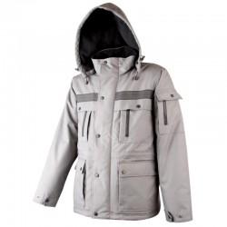 Jacheta de iarna impermeabila Ralf Gri