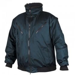 Jacheta de iarna imblanita Howard 3 in 1 Bleumarin
