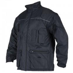 Jacheta de iarna cu maneci detasabile Lino, Bleumarin