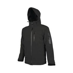 Jacheta de lucru Ardon Spirit Winter din fleece+poliester negru