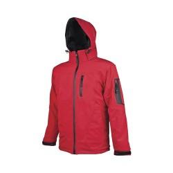 Jacheta de lucru Ardon Spirit Winter din fleece+poliester rosu