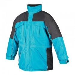 Jacheta de lucru iarna River Turcuoaz