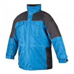 Jacheta de lucru iarna River Albastru