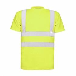 Tricou reflectorizant galben - ARDON