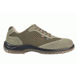 Pantofi de protectie cu bombeu compozit si lamela antiperforatie - Argo S1P SRC