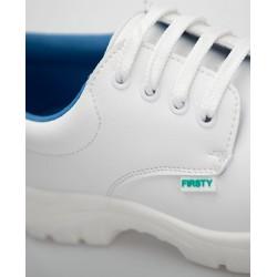 Pantofi albi FINN 02 SRC PU2D  Siret - ARDON