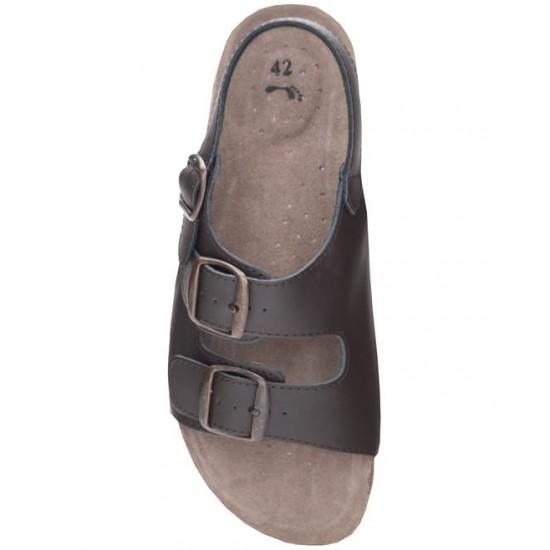 Sandale maro Merkur - Ardon