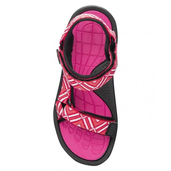 Sandale trekking pentru femei Lily, rosu - Ardon