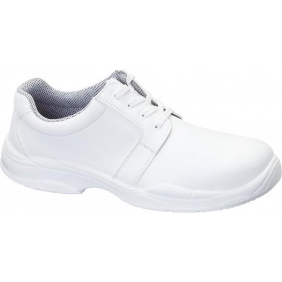 Pantofi de protectie din microfibra cu bombeu compozit - Ginger S1 SRC