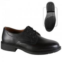 Pantofi de lucru cu talpa rezistenta la hidrocarburi - Negoiu O1 SRC