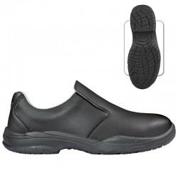 Pantofi de protectie din microfibra cu bombeu compozit - Tulip S1 SRC