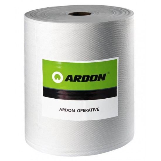 Laveta industriala OPERATIVE, 40x38cm, 500buc, alb - Ardon