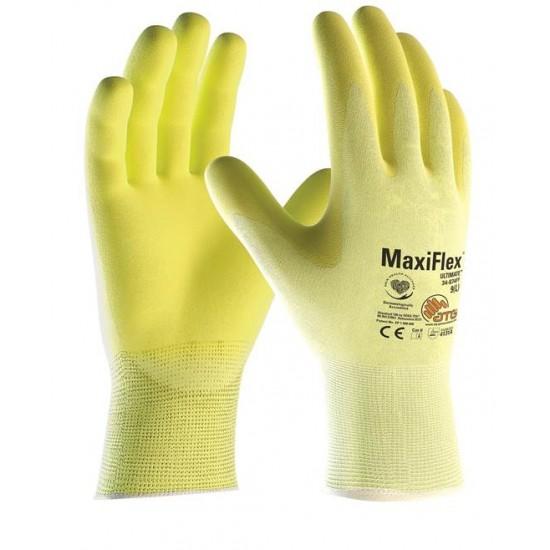 Manusi de protectie Maxiflex Ultimate 34-874FY - Ardon