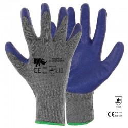 Manusi de protectie din tricot, imersate in latex - Ancor